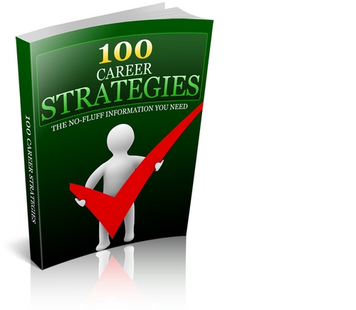 Product picture 100 career strategies
