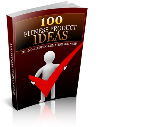 Product picture 100 fitness product ideas