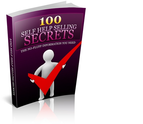 Product picture 100 self help product selling secrets