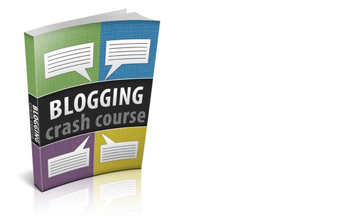 Product picture Blogging crash course