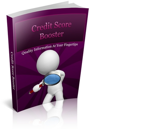 Product picture Credit Score Booster