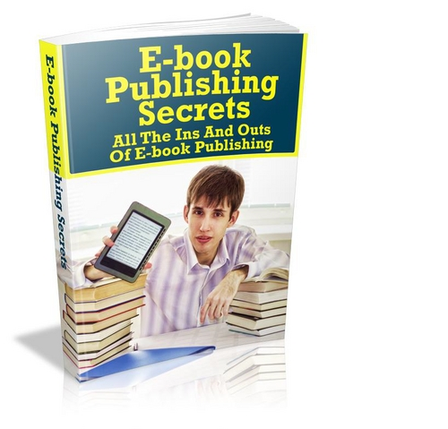 Product picture E-book Publishing Secrets