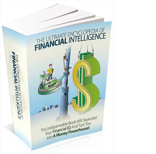Product picture The Ultimate Encyclopedia Of Financial Intelligence