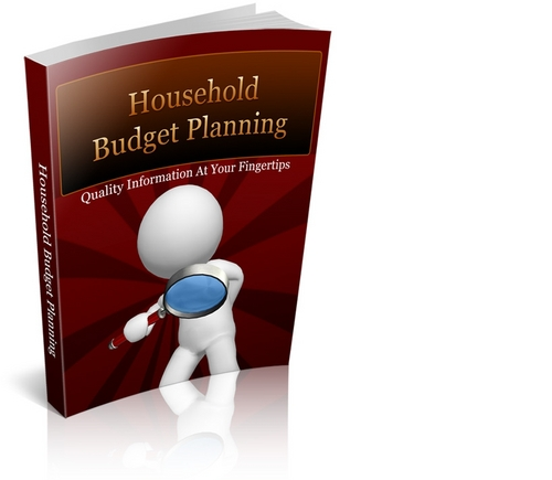 Product picture Household Budget Planning